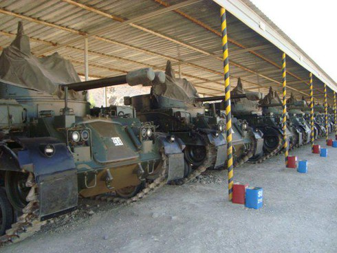Điểm mặt dàn vũ khí hiện đại của quân đội Thổ Nhĩ Kỳ ? - ảnh 10