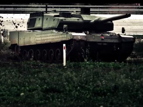 Điểm mặt dàn vũ khí hiện đại của quân đội Thổ Nhĩ Kỳ ? - ảnh 8