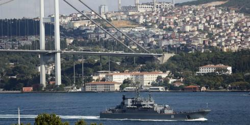 Nga - Thổ Nhĩ Kỳ căng thẳng trên cảng biển sau vụ Su-24 bị bắn rơi - ảnh 1