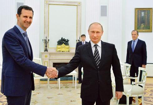 """National Interest: Ông Putin đã rút quân khỏi Syria """"nghệ thuật"""" như thế nào? - ảnh 2"""