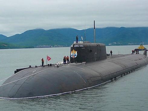 Điểm mặt loại tàu ngầm hạt nhân Nga từng khiến tàu sân bay Mỹ