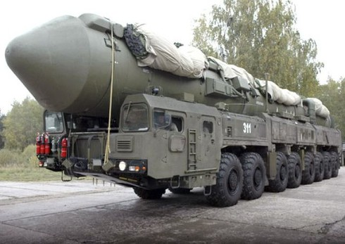 Nga tuyên bố đã triển khai 400 tên lửa đạn đạo xuyên lục địa trong năm 2016 - ảnh 1
