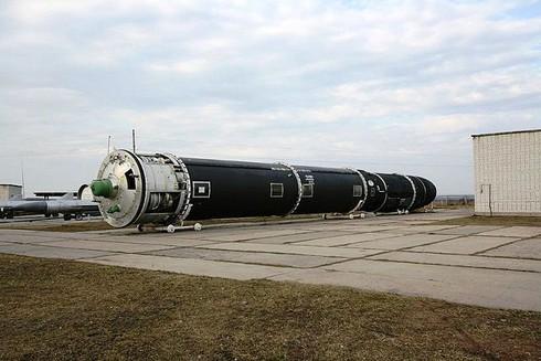 Nga tuyên bố đã triển khai 400 tên lửa đạn đạo xuyên lục địa trong năm 2016 - ảnh 2