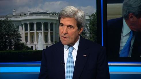 """Ngoại trưởng John Kerry chỉ trích Donald Trump """"không đứng đắn"""" - ảnh 1"""