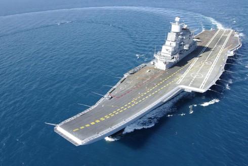 Châu Á đang có một cuộc chạy đua tàu sân bay với Trung Quốc? - ảnh 1