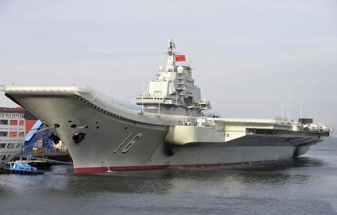 Châu Á đang có một cuộc chạy đua tàu sân bay với Trung Quốc? - ảnh 2