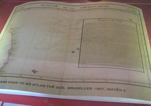 Công bố bộ Atlas Universel 1827 khẳng định Hoàng Sa, Trường Sa của VN - ảnh 1