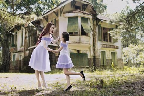 Bước nhảy hoàn vũ 2015: Giám khảo Khánh Thi kết hợp với bé Linh Hoa - ảnh 7