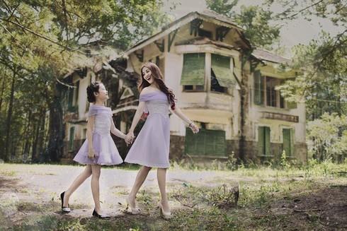 Bước nhảy hoàn vũ 2015: Giám khảo Khánh Thi kết hợp với bé Linh Hoa - ảnh 8