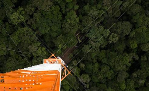Brazil khánh thành tháp