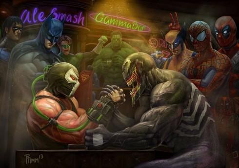 Các bộ phim siêu anh hùng của Marvel luôn tuyệt hơn các phim của DC - ảnh 3