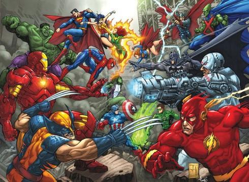 Các bộ phim siêu anh hùng của Marvel luôn tuyệt hơn các phim của DC - ảnh 2
