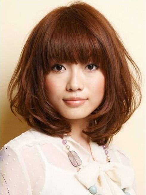 Chọn kiểu tóc đẹp phù hợp khuôn mặt tròn, dài, trái xoan... - ảnh 4