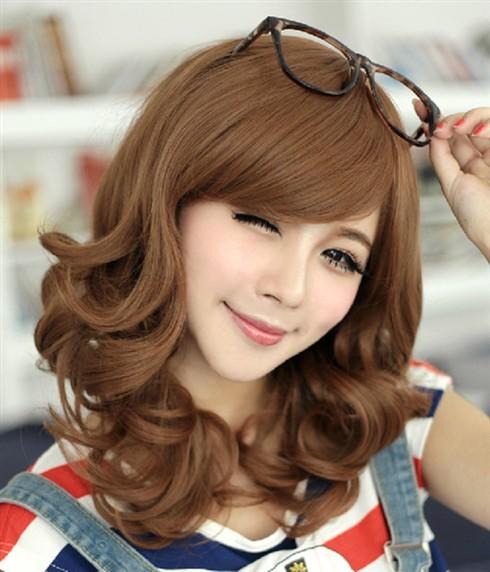 Chọn kiểu tóc đẹp phù hợp khuôn mặt tròn, dài, trái xoan... - ảnh 2
