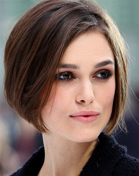 Chọn kiểu tóc đẹp phù hợp khuôn mặt tròn, dài, trái xoan... - ảnh 3