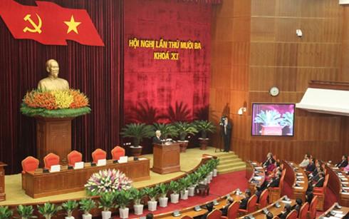 Thông qua danh sách ứng cử Ủy viên Bộ Chính trị, Ban Bí thư khóa 12 - ảnh 2