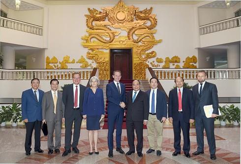 Thủ tướng tiếp Bộ trưởng Ngoại giao Đan Mạch - ảnh 2