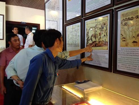 Phú Quốc: Trưng bày bằng chứng