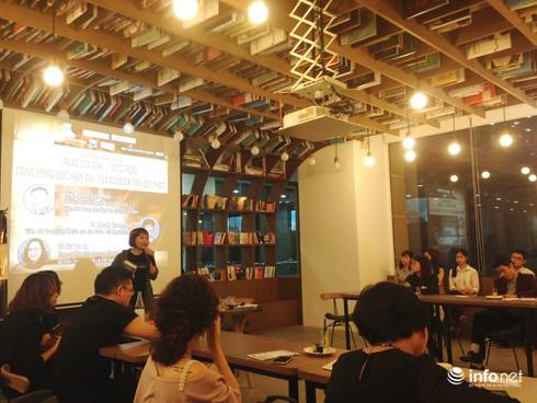 Ra mắt 2 dự án thúc đẩy văn hóa đọc - ảnh 1