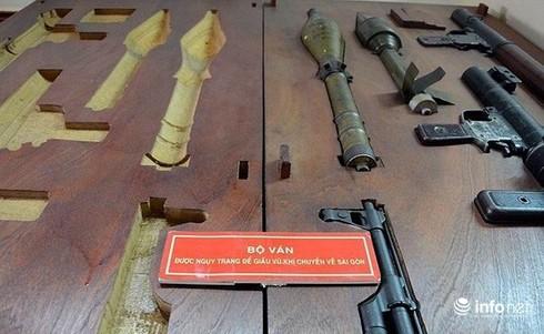 Hầm vũ khí bí mật giữa lòng Sài Gòn - ảnh 2