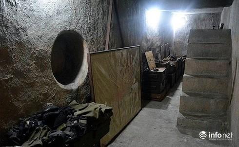 Hầm vũ khí bí mật giữa lòng Sài Gòn - ảnh 1