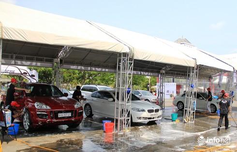 """TP.HCM: """"Drive in Style"""" dạy phong cách xe sang cho dân chơi Việt Nam - ảnh 2"""