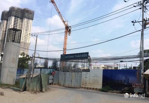 Tranh chấp tại dự án Gateway Thảo Điền: Tạm dừng thẩm định giá đất - ảnh 1