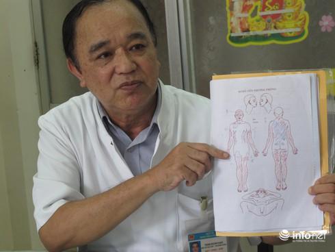 Một sinh viên y khoa bị bỏng nặng trong phòng riêng - ảnh 1
