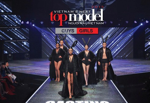 Vietnam's Next Top Model 2015 mở rộng sơ tuyển - ảnh 1