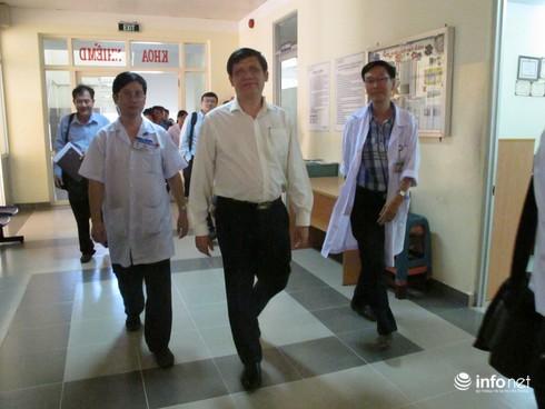 TPHCM: Sẵn sàng tiếp nhận bệnh nhân nhiễm MERS – CoV - ảnh 1
