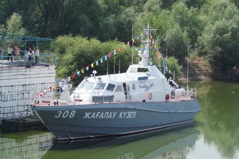 Hạm đội nào mạnh nhất khu vực Caspi? - ảnh 1