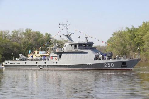 Hạm đội nào mạnh nhất khu vực Caspi? - ảnh 2