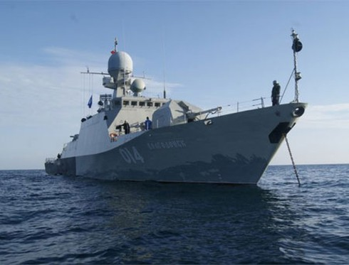 Hạm đội nào mạnh nhất khu vực Caspi? - ảnh 3
