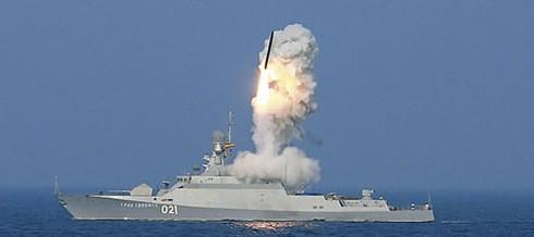 Hạm đội nào mạnh nhất khu vực Caspi? - ảnh 4