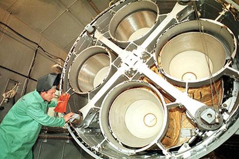 Mỹ quyết định mua động cơ tên lửa của Ukraine - ảnh 1