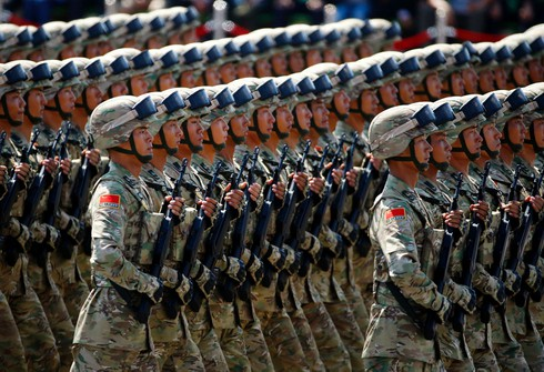 """Bộ mặt nào cho Quân đội Trung Quốc sau """"đại cải tổ""""? - ảnh 1"""