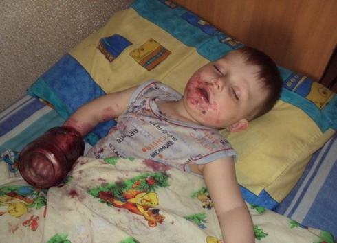 Cười ngặt nghẽo với các tư thế ngủ chỉ có ở trẻ em - ảnh 15