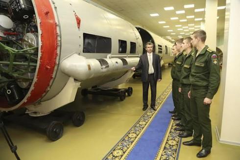 Tìm hiểu về Học viện Không quân-Vũ trụ Nga - ảnh 2
