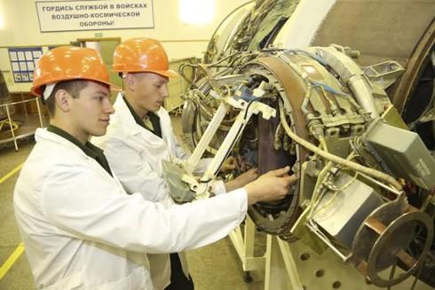 Tìm hiểu về Học viện Không quân-Vũ trụ Nga - ảnh 3