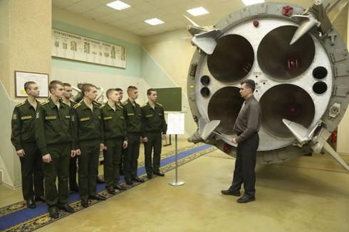Tìm hiểu về Học viện Không quân-Vũ trụ Nga - ảnh 5