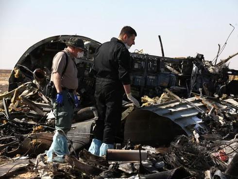 Nga thừa nhận có khả năng máy bay A321 bị khủng bố đánh bom - ảnh 1