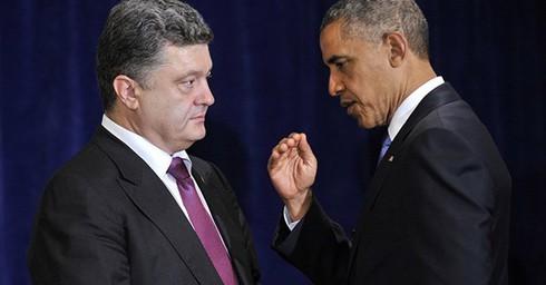 Mỹ chính thức hỗ trợ Ukraine 300 triệu USD