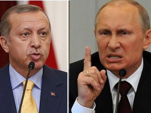 """Thổ Nhĩ Kỳ bắt đầu """"phản đòn"""" Nga - ảnh 1"""