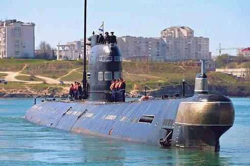 """Xây dựng lực lượng tàu ngầm mạnh - tham vọng """"hão huyền"""" của Ukraine - ảnh 2"""