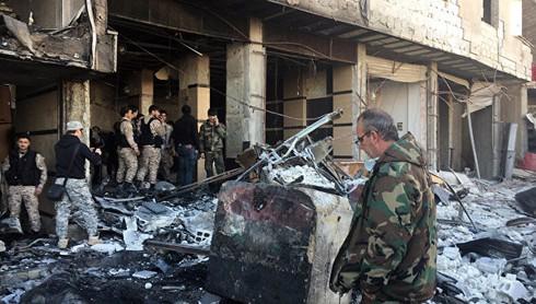Tình hình Syria mới nhất ngày 1/2 - ảnh 4