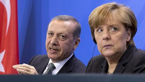 """""""Hợp đồng"""" EU - Thổ Nhĩ Kỳ sẽ đổ bể? - ảnh 1"""