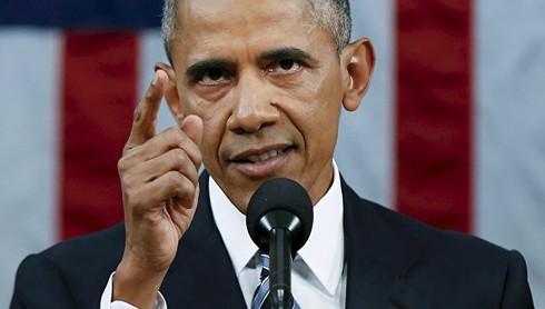 Ukraine mờ nhạt trong chính sách đối ngoại của TT Obama - ảnh 1