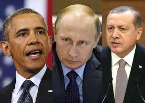 Ukraine mờ nhạt trong chính sách đối ngoại của TT Obama - ảnh 2