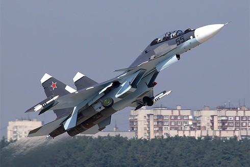 """Được tác chiến thực tế ở Syria, Su-30SM """"đắt như tôm tươi"""" - ảnh 1"""