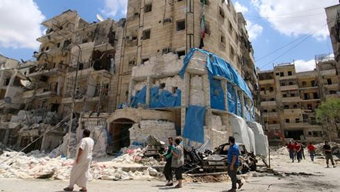 Tình hình Syria mới nhất ngày 4/5 - ảnh 4